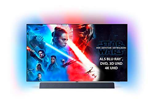 Philips - TV OLED 139 Cm (55 ) Philips 55Oled934/12 4K HDR Smart TV