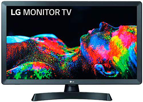 "LG 24TL510S-PZ - Monitor Smart TV de 61cm (24"") con pantalla LED HD (1366x768"