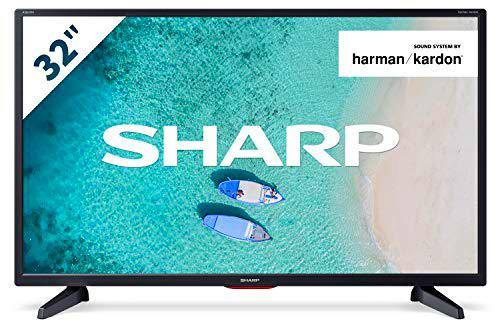 "Sharp 32CB5E - TV 32 Pulgadas 32"" (resolución 1368 x 720"