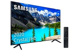 "Samsung Crystal UHD 2020 50TU8005 - Smart TV de 50"" con Resolución 4K"